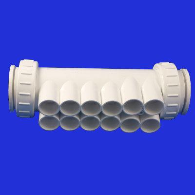 10-1520, PVC, Manifold, Jetpak, 2