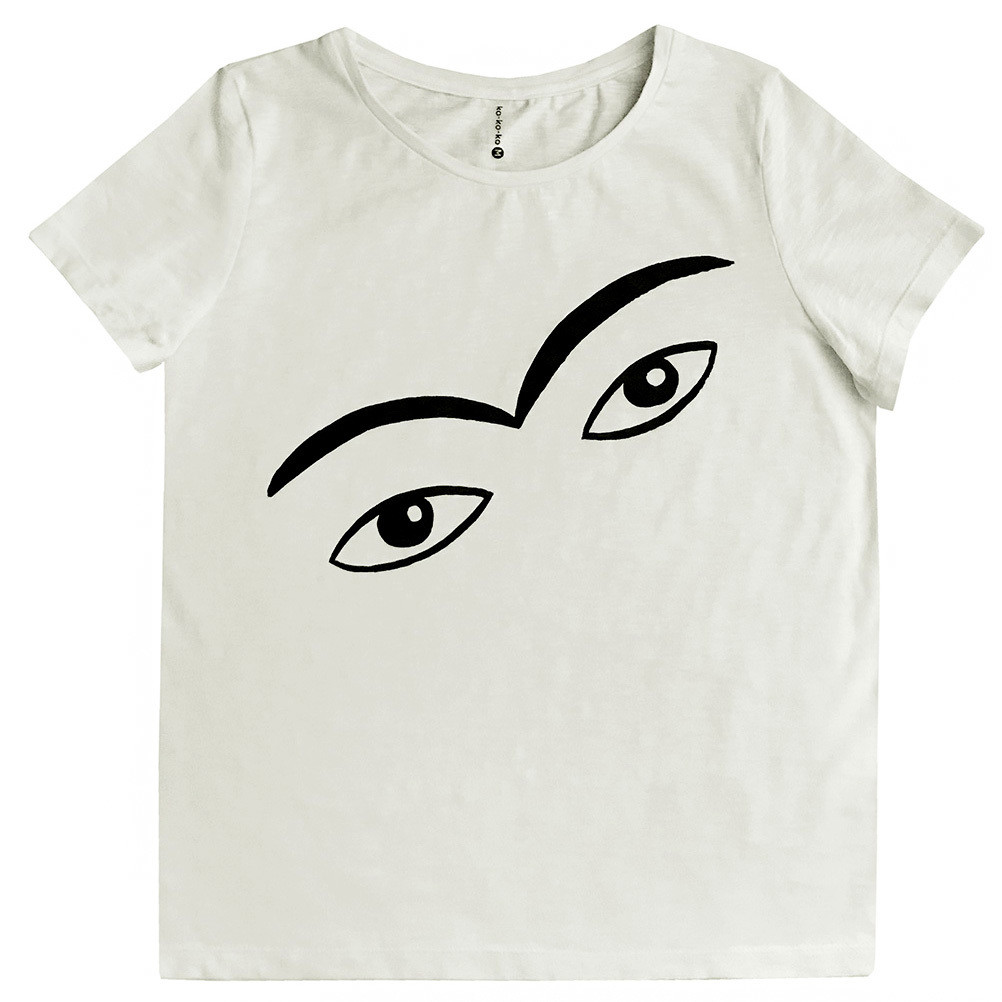 "Взрослая футболка ""Frida"""