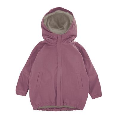 Парка детская розовато-лиловая NEW