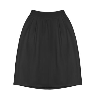 Взрослая юбка черная (2020)