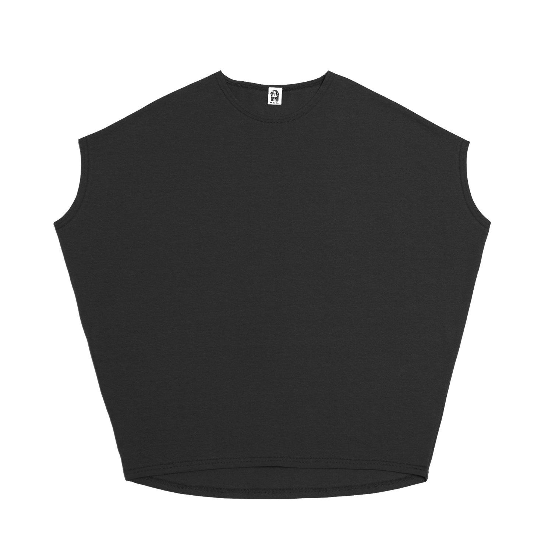Взрослая футболка черная