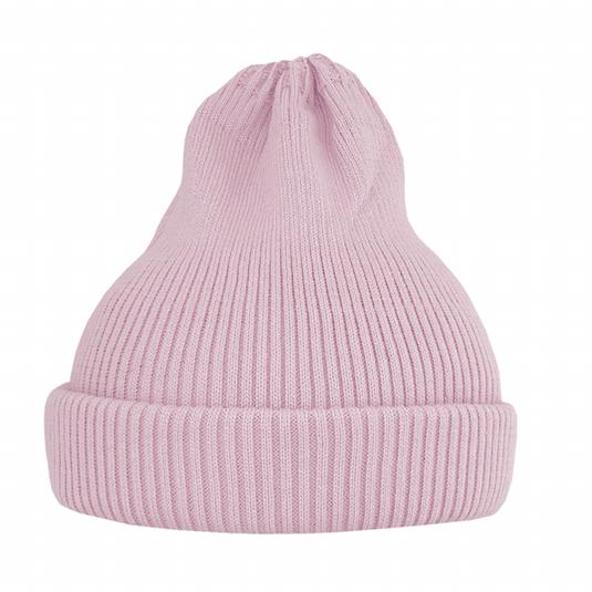 Хлопковая шапка ko-ko-ko нежно-розовая