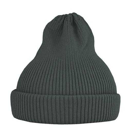 Хлопковая шапка ko-ko-ko хаки темная