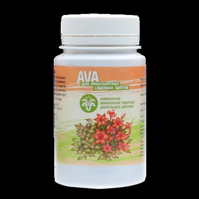AVA для многолетних садовых цветов 100 г.