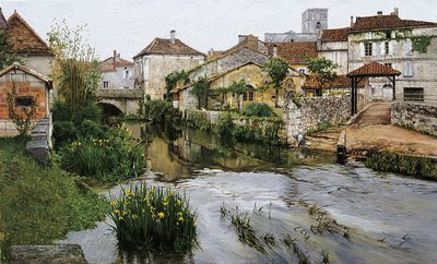 Breton Reflections