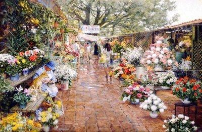 Cuernavaca Flower Market
