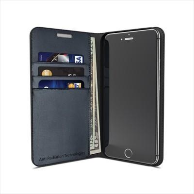 vest Anti-Radiation Wallet Case for iPhone 7 PLUS & iPhone 8 PLUS