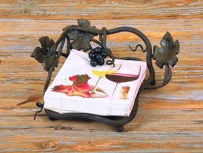 Vineyard Outdoor Luncheon Napkin Holder