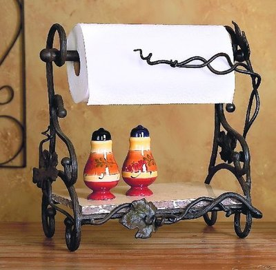 Vineyard Paper Towel Rack