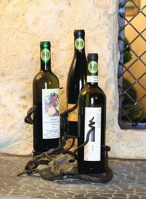 Vineyard 3 Tier Wine Holder