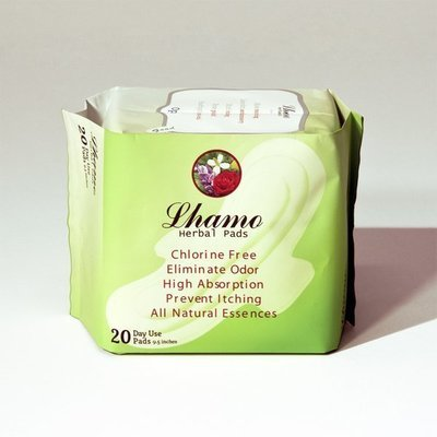 Lhamo Herbal Pads DAY ONLY