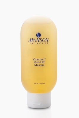 Vitamin C Peel Off Masque, 4oz