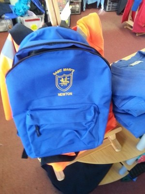 St Marys Primary Back Pack