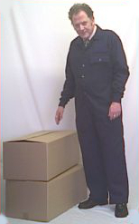 Stud Front Boiler suit