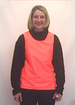 Childrens Training Bib  (Polyester Twill  Hard Wearing)