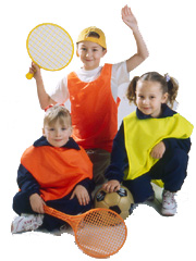 Childrens Training Bib (Cotton)