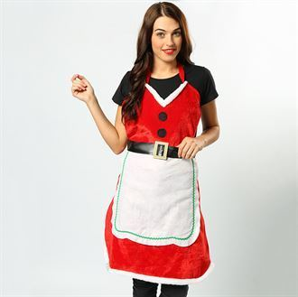 Missy Christmas Apron