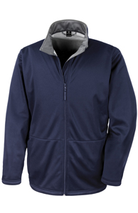 Embroidered Core Softshell Jacket