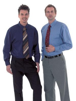 Mens Pinpoint Oxford Shirt