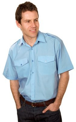 Mens Classic Pilot Shirt