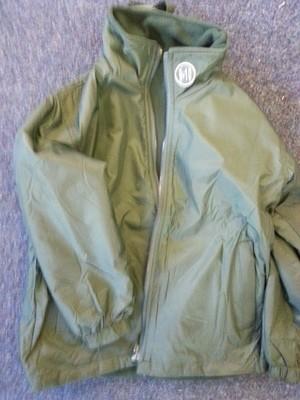 District CE Primary Reversible Fleece Jacket