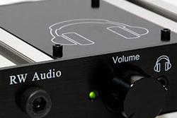 RW Audio.com store