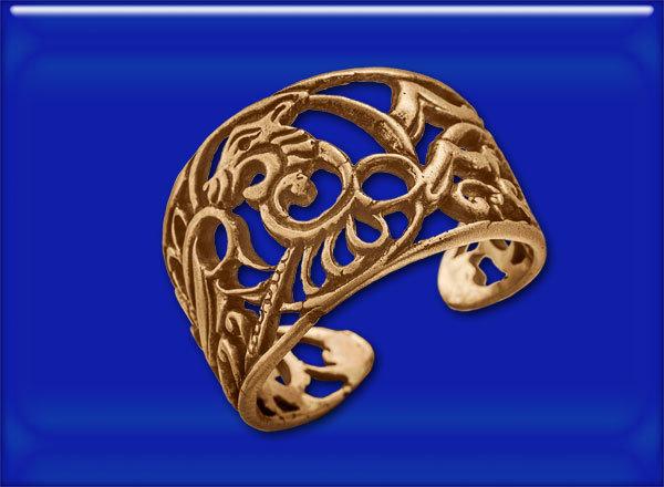 Перстень «Лев»