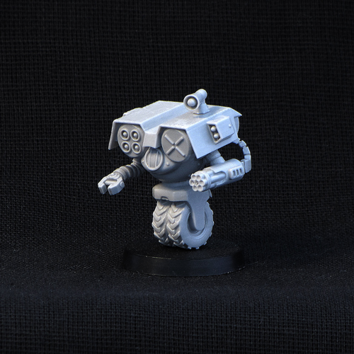 Urban Police Bot