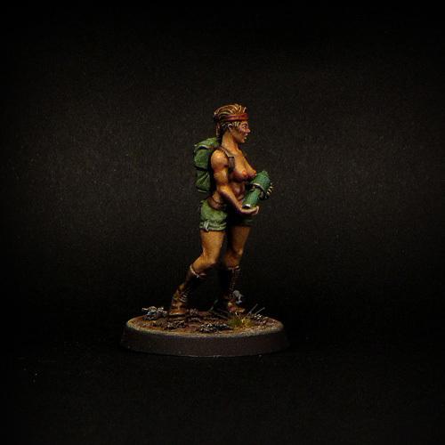 Female Loader
