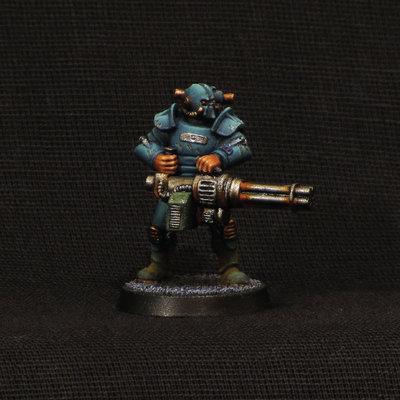 PostApoc Power-armour