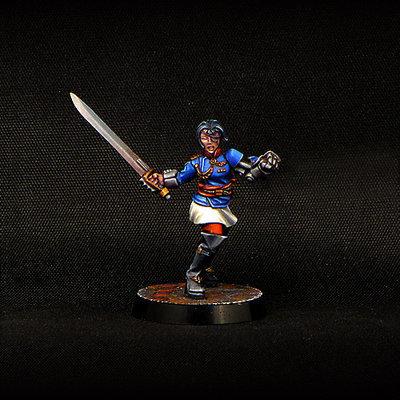 Ursula, fleet officer