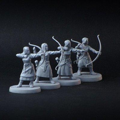 Arrow Wives