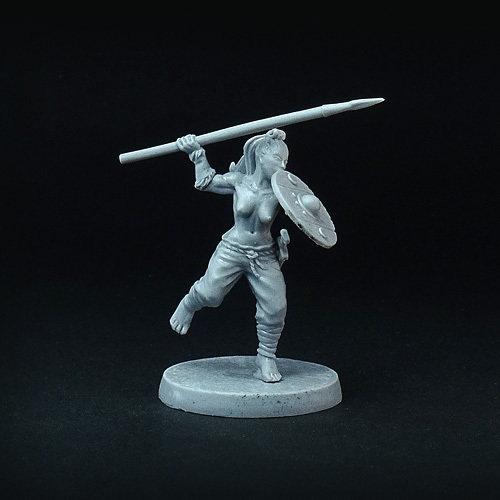 Female Berserker 02