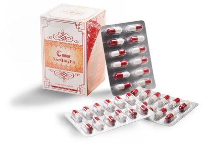 XueQingFu - Blood Cleaner Capsule (120 capsules, 250 mg each)