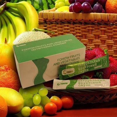 Fruit smoothies ABC (12 sachets)