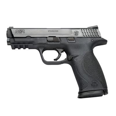S&W M&P Pro-Series Pistol, 9mm, 15RD, Black (#178035)