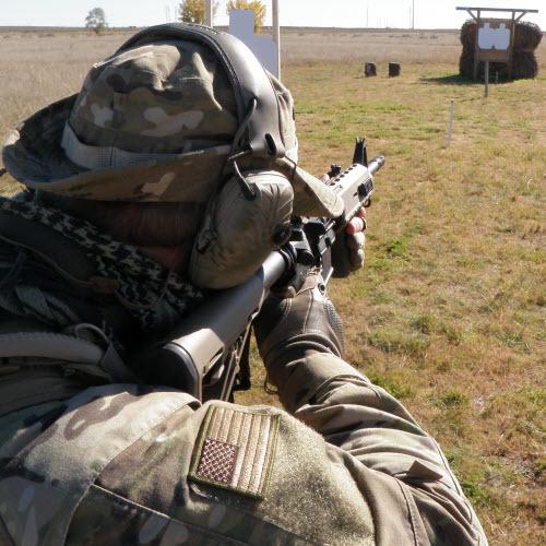 PLDS-242: Close Quarters Marksmanship II