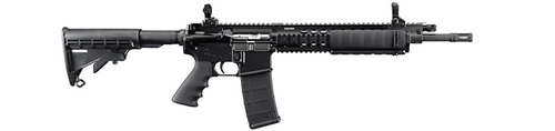"""Ruger SR-556C Carbine, 5.56mm NATO, 16.12"""" Barrel (#5905)"""