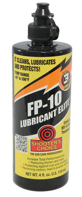Shooter's Choice FP-10 Lubricant Elite, 4 oz. w/ Applicator Spout