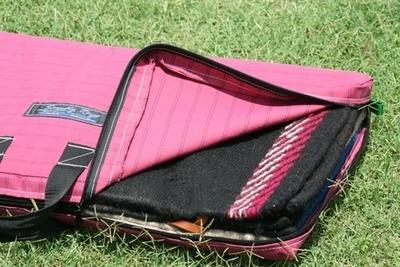 Show pad bag