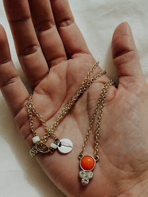 Lyla Long Necklace