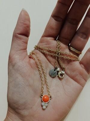 Lyla Midi Necklace