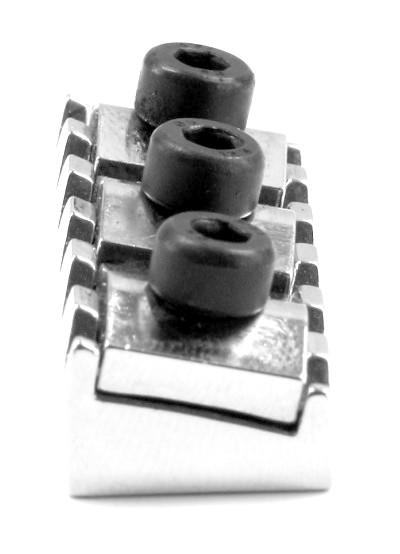 Original Tremolo Locking Nut R3 Chrome by Floyd Rose
