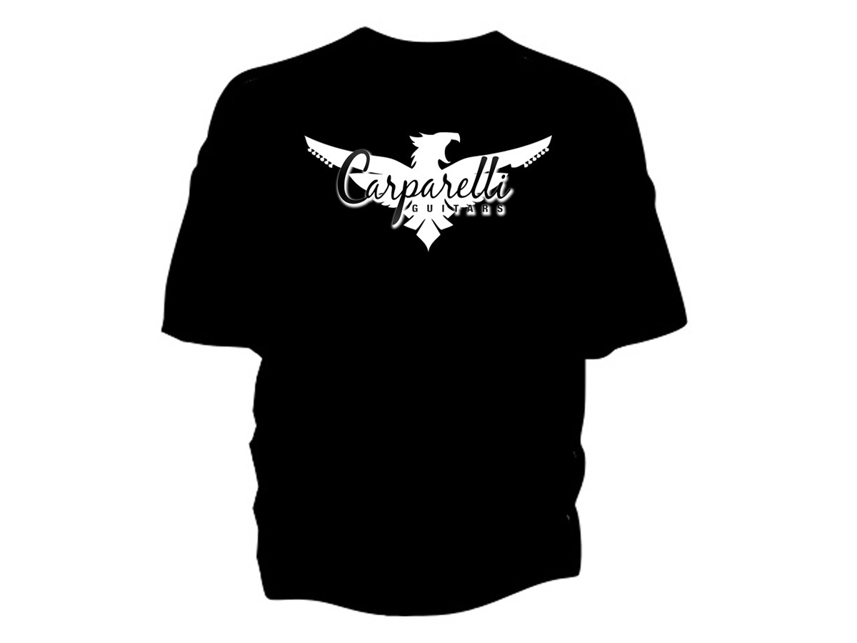 Soft Touch T-Shirt Phoenix Logo - Medium