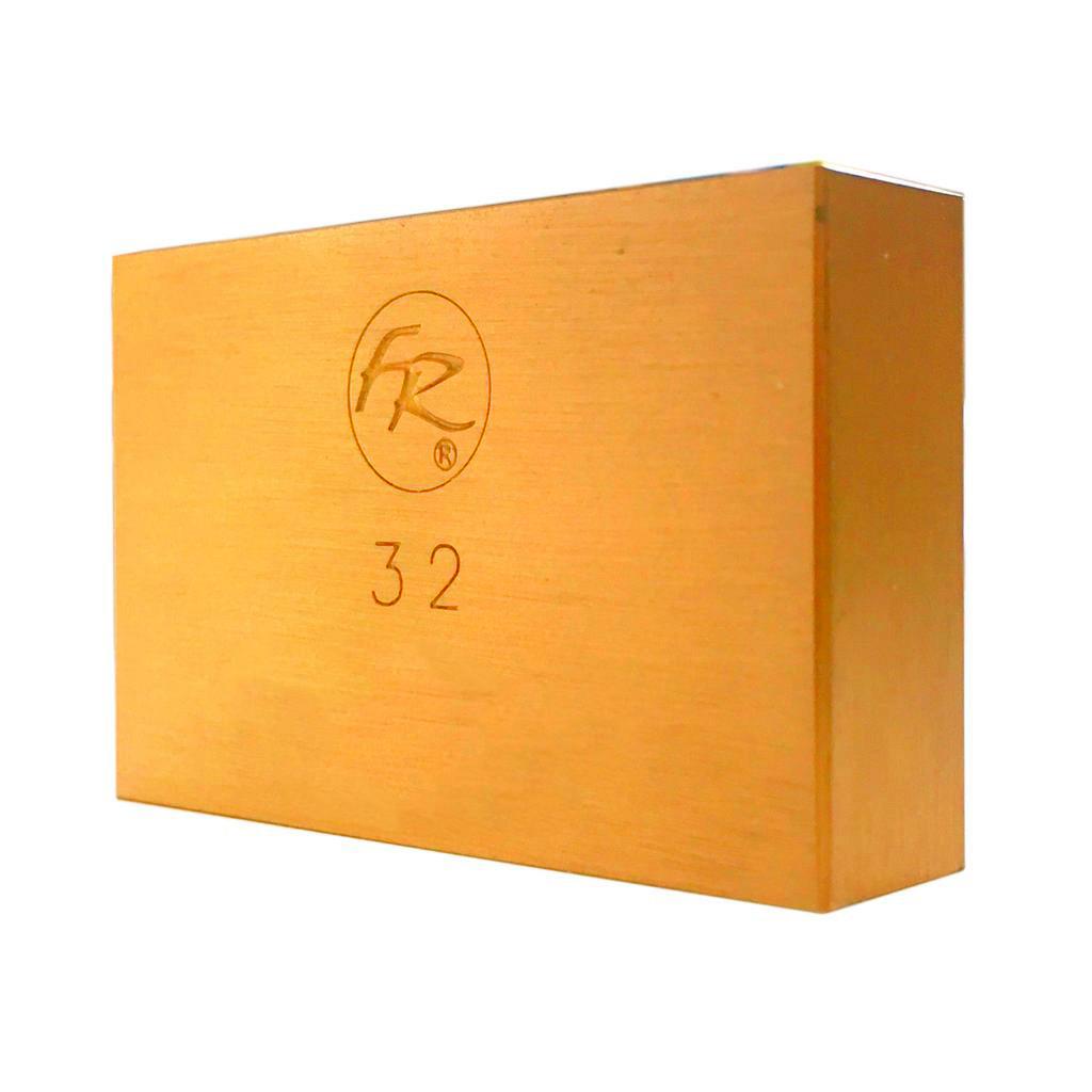 Original Floyd Rose Fat Brass Tremolo Block 32mm