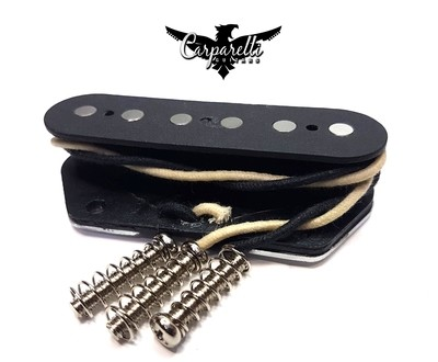 Qnon CTB10 High Output Flatwork Alnico 2 Tele Bridge Pickup