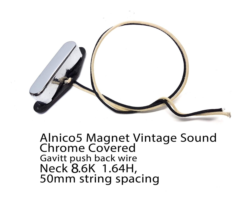 Qnon-TN7 Alnico V  8.6k ohms