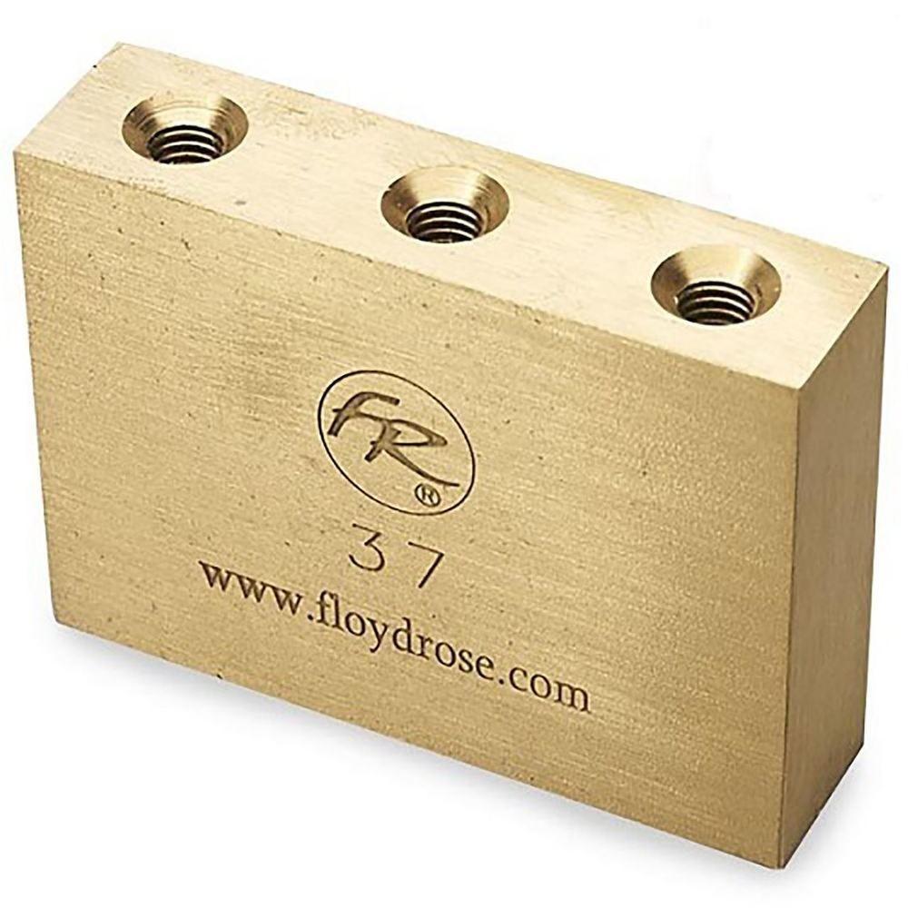 Original Floyd Rose Fat Brass Tremolo Block 37mm