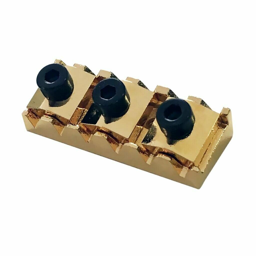 Floyd Rose Original Locking Nut R3 Gold