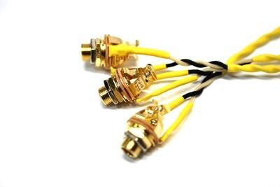 Pre-Wired Pure Tone Multi-Contact 1/4